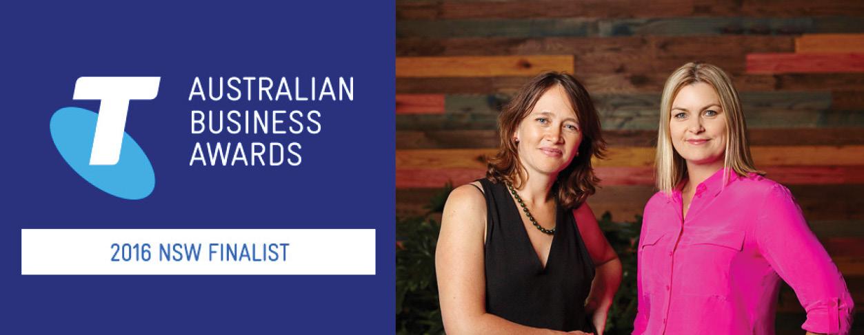 Telstra Business Awards 2016