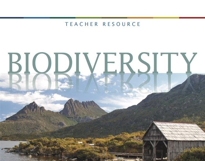 biodiversity teacher resource
