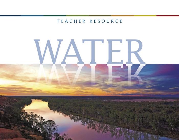 water teacher resource